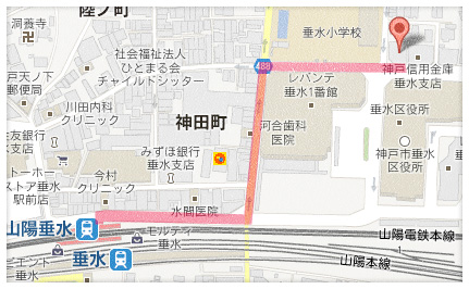 M Studio 地図・マップ